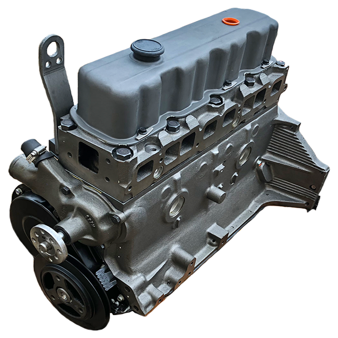 New 3.0L GM Marine Long Block Engine