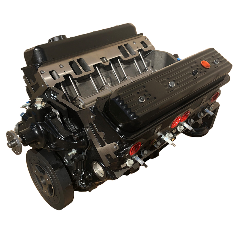 New 5.7L GM Marine Long Block Engine