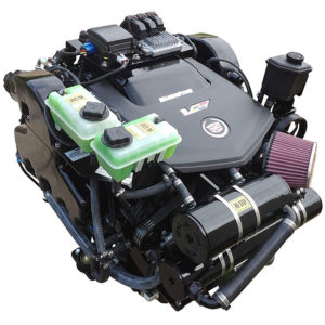 New 6.2L Supercharged SportPac Engine