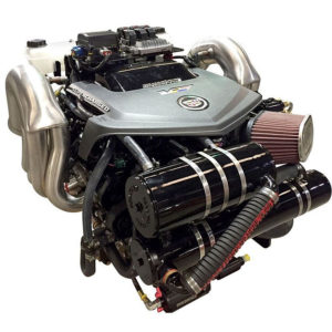 New 6.2L Supercharged High Powered SportPac Engine 550 HP
