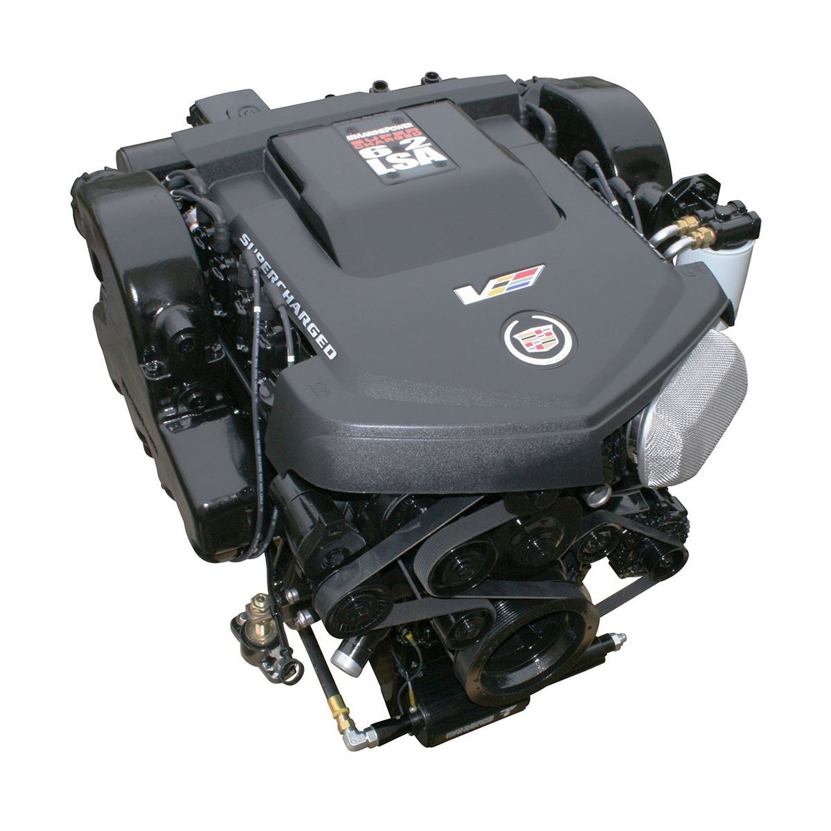 New 6.2L Supercharged JetPac Engine