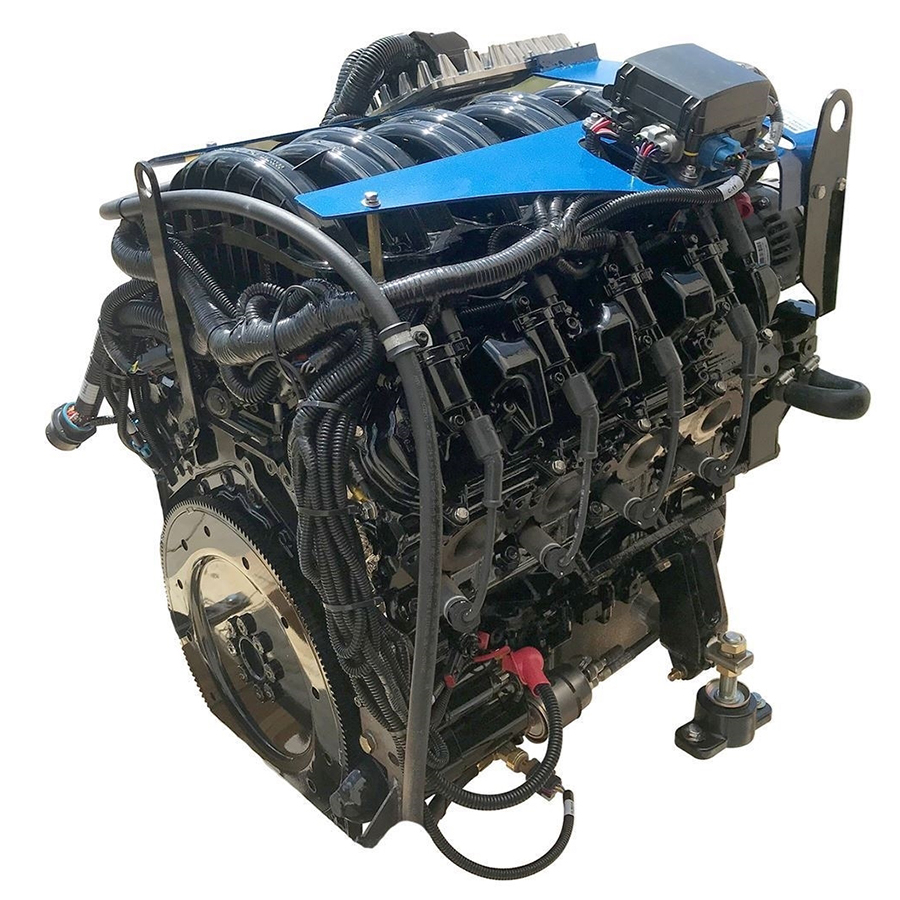 New 6.2L Gen V AirPac Engine