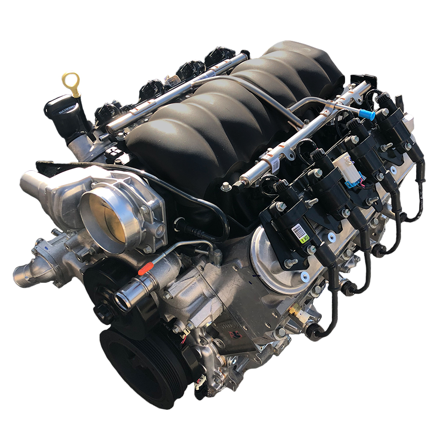 New 6.2L LS3 GM Marine Long Block Engine