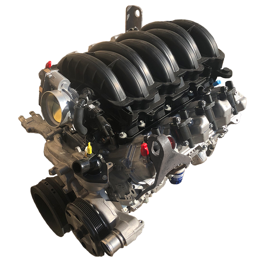 New 6.2 DI L86 Base Engine