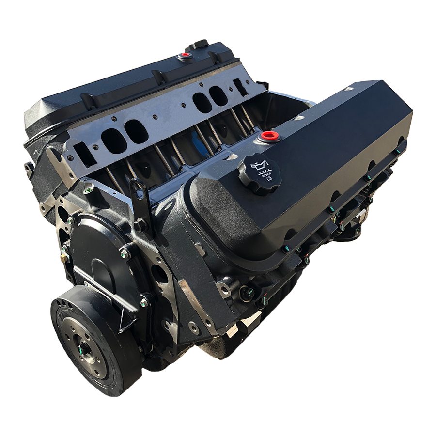 New 7.4L GM Marine Long Block Engine