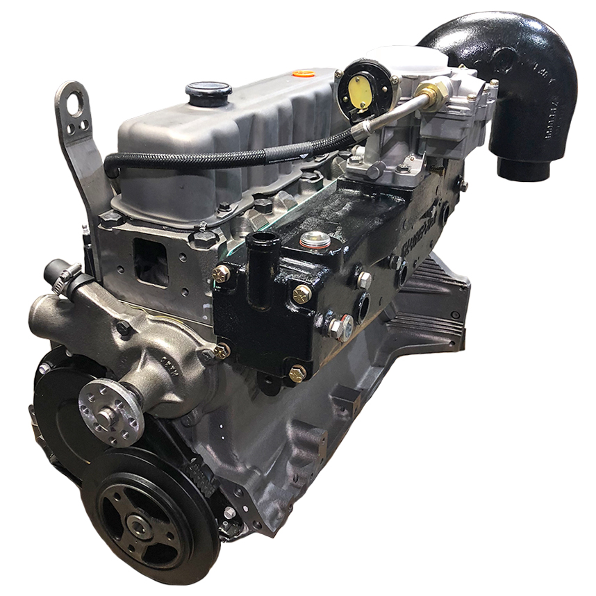New 3.0L Marine ParPac Engine