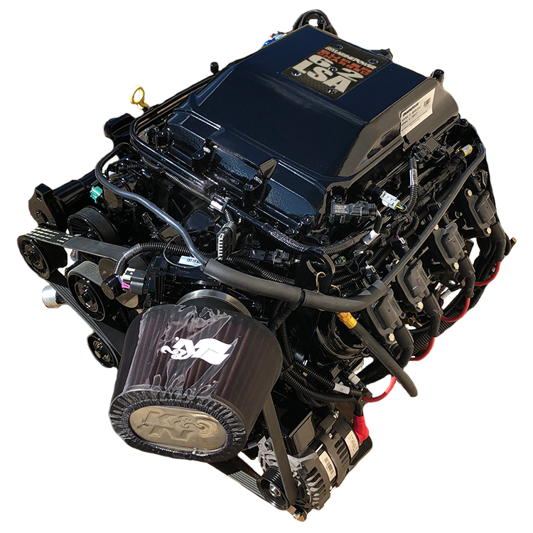 New 6.2L LSA Supercharged AirPac Engine