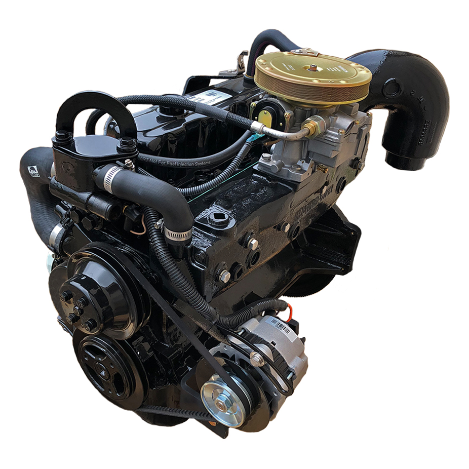 New 3.0L Complete Sterndrive Mercruiser Replacement EnPac Engine