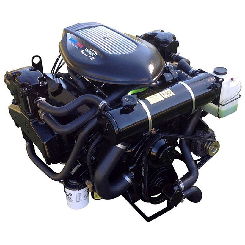 New 7.4L Complete Sterndrive EnPac Engine