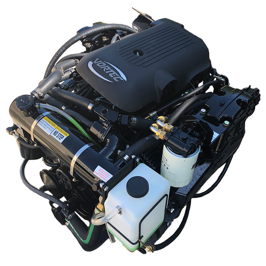 New 5.7L Complete Mercruiser Style Sterndrive EnPac Engine