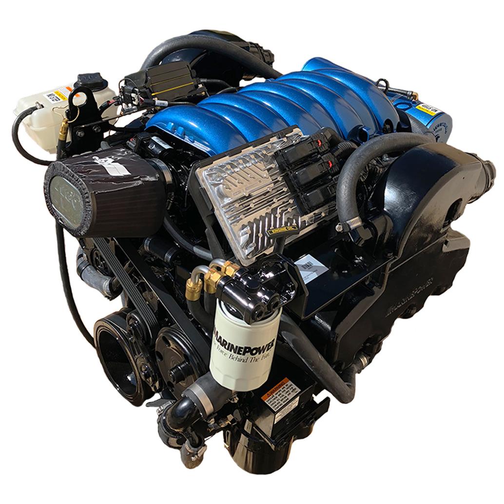 New 6.2L DI JetPac Engine