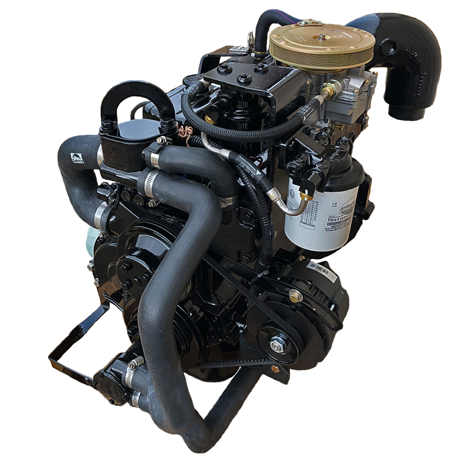 New 3.0L Complete Inboard SportPac Engine